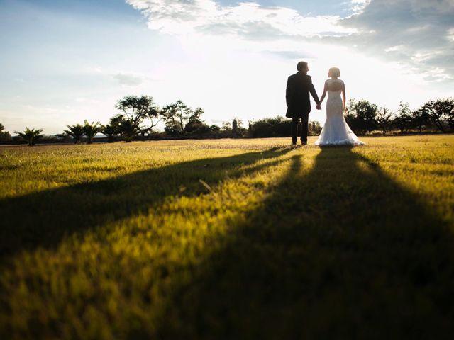 La boda de Alfonso  y Mayela