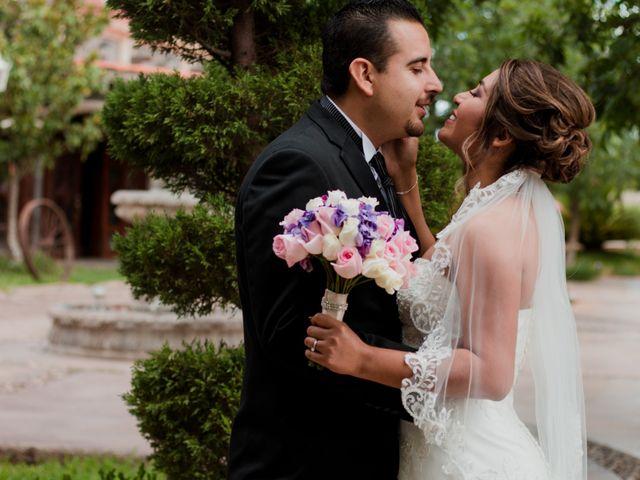 La boda de Laura y Aaron