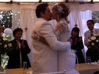 La boda de Karla  y José Manuel