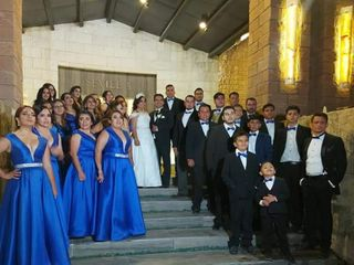 La boda de Laura Ivonne y Josué 1