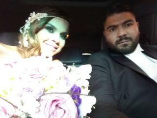 La boda de Sarai y Ramiro