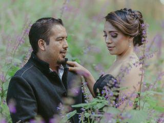 La boda de Sandra y Miguel 1