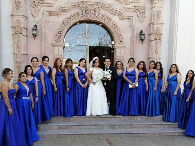 La boda de Josué y Laura Ivonne en Torreón, Coahuila 2
