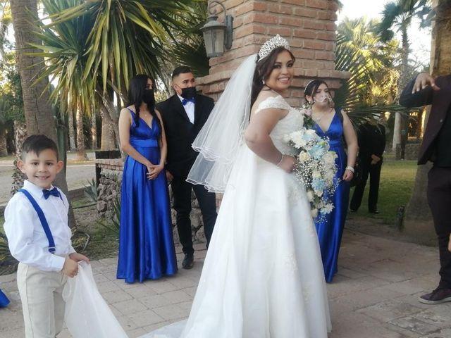 La boda de Josué y Laura Ivonne en Torreón, Coahuila 3