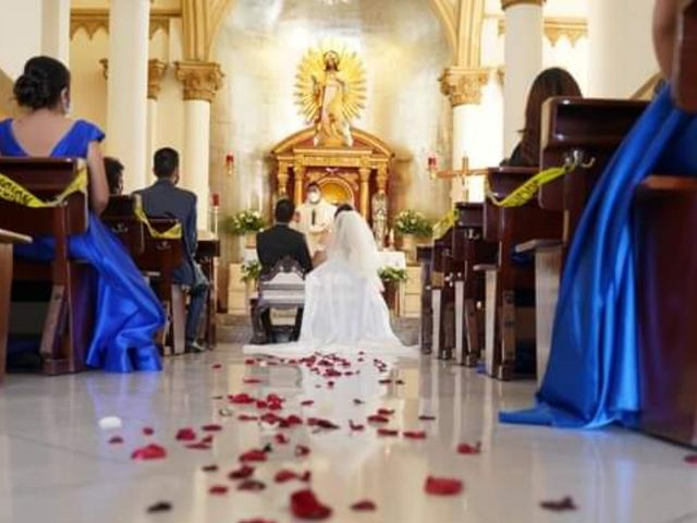 La boda de Josué y Laura Ivonne en Torreón, Coahuila 4