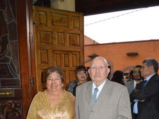 La boda de Estefany  y Geovanny 3