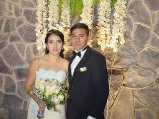 La boda de Estefany  y Geovanny
