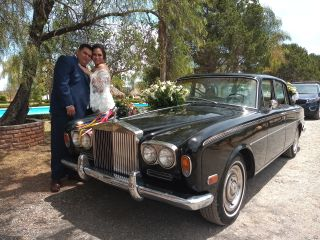 La boda de Adrian  y Elizabeth  1