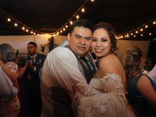 La boda de Adrian  y Elizabeth