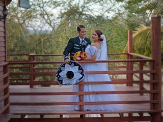 La boda de Leslie y Eduardo 2