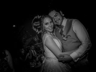 La boda de Paulina y Rodrigo 2