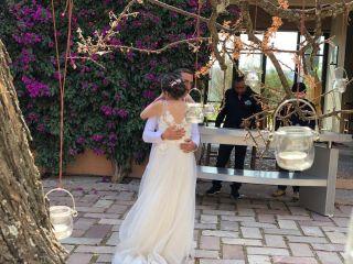 La boda de Pamela  y Carlos  1