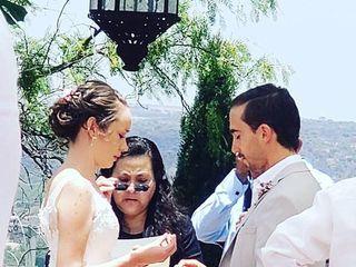 La boda de Pamela  y Carlos  2