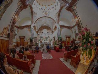 La boda de Alma  y Luis 1