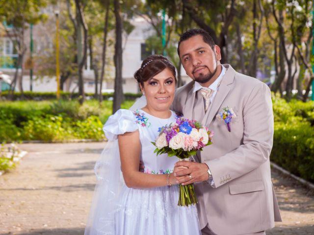 La boda de Yuri y Ricardo