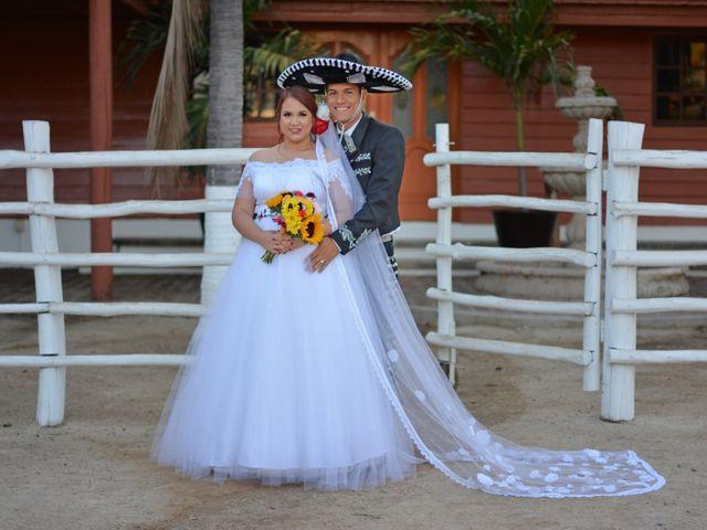 La boda de Leslie y Eduardo