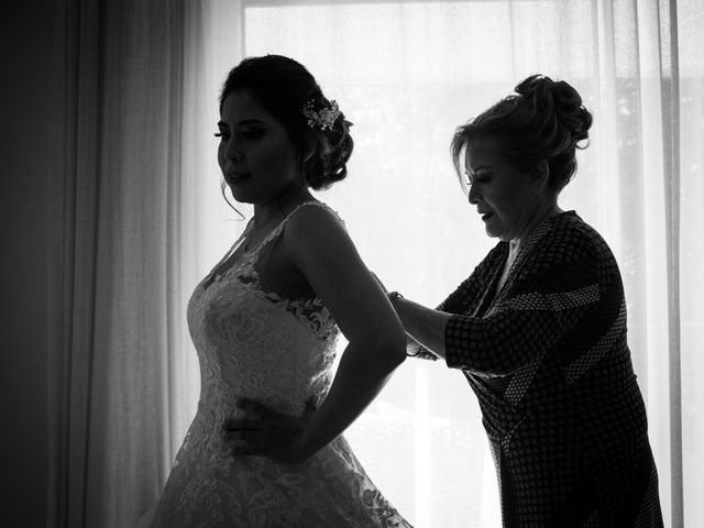 La boda de Orlando y Katia en Xochitepec, Morelos 4