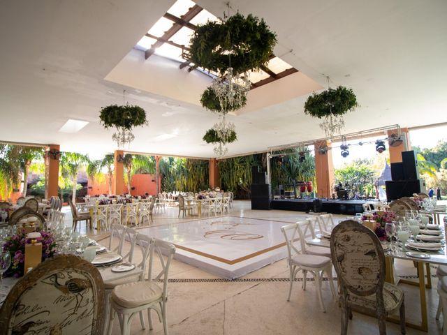 La boda de Orlando y Katia en Xochitepec, Morelos 13