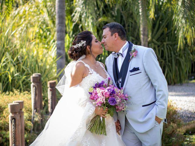 La boda de Orlando y Katia en Xochitepec, Morelos 18