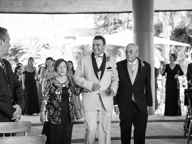 La boda de Orlando y Katia en Xochitepec, Morelos 21