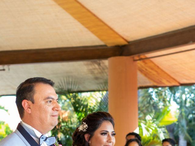 La boda de Orlando y Katia en Xochitepec, Morelos 22