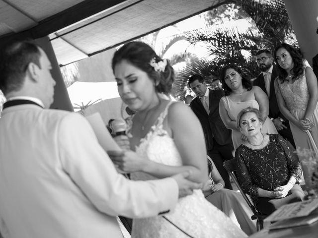 La boda de Orlando y Katia en Xochitepec, Morelos 25