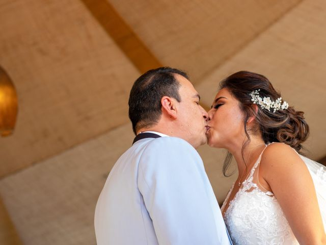 La boda de Orlando y Katia en Xochitepec, Morelos 30