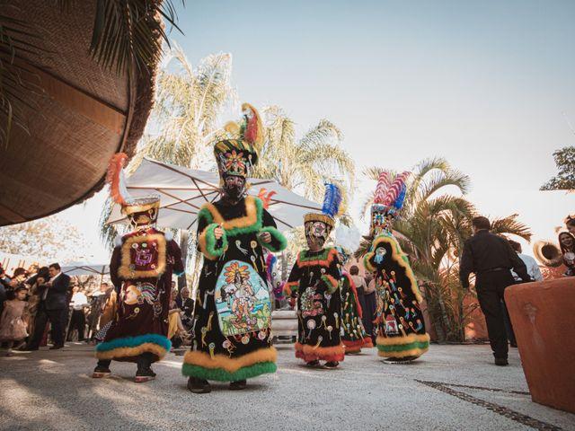 La boda de Orlando y Katia en Xochitepec, Morelos 31