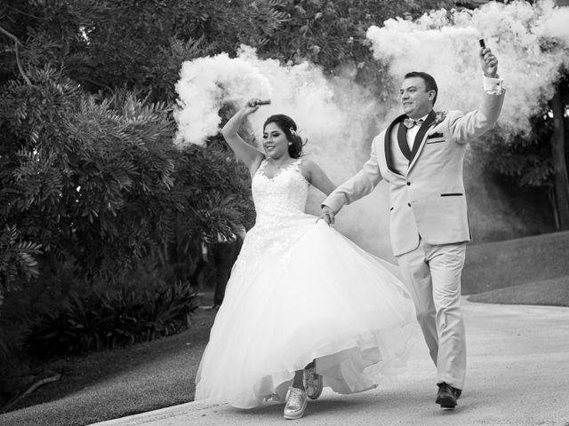 La boda de Orlando y Katia en Xochitepec, Morelos 34