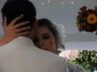 La boda de Mariana y Daniel 1