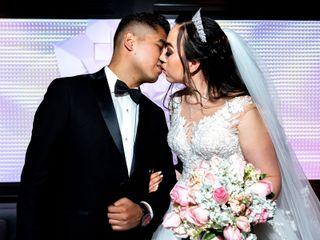 La boda de Giovana  y Jorge