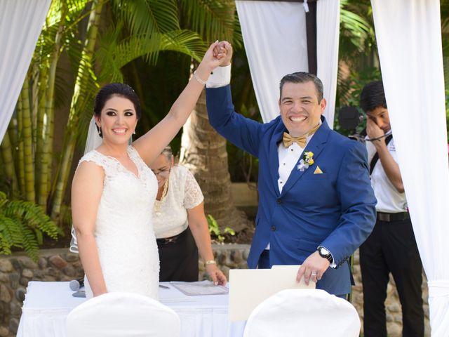La boda de Vianney y Daniel