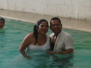 La boda de Yesi  y Gabo