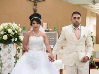 La boda de Lizbeth y Eduardo