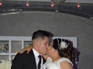 La boda de Rosalva y Reynaldo  2