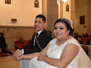 La boda de Rosalva y Reynaldo