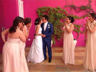 La boda de Jennifer y Óscar  2