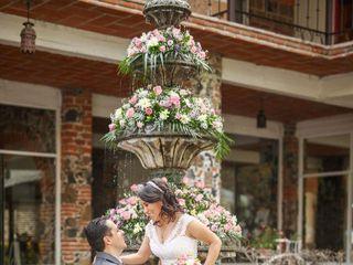 La boda de Lucero y Jorge 1