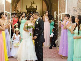 La boda de Dulce y Daniel 1