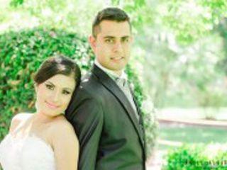 La boda de Dulce y Daniel