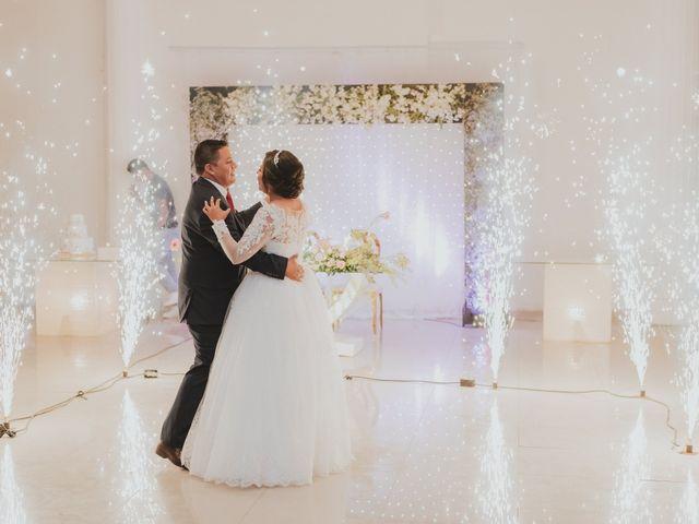 La boda de Graciela y Gregorio