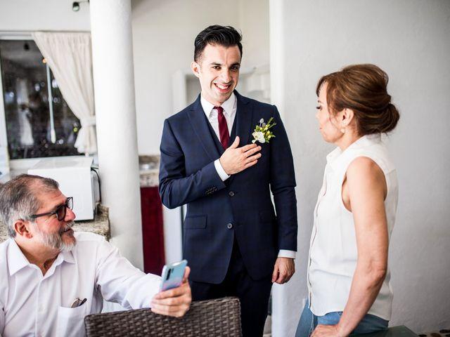 La boda de Eduardo y Karla en Jiutepec, Morelos 12