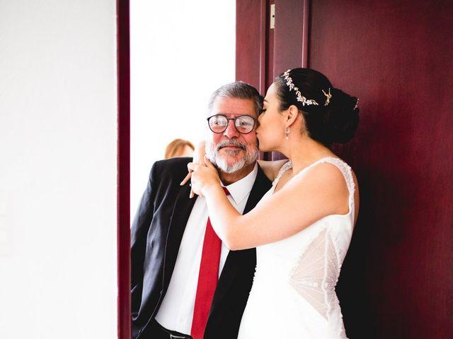 La boda de Eduardo y Karla en Jiutepec, Morelos 18