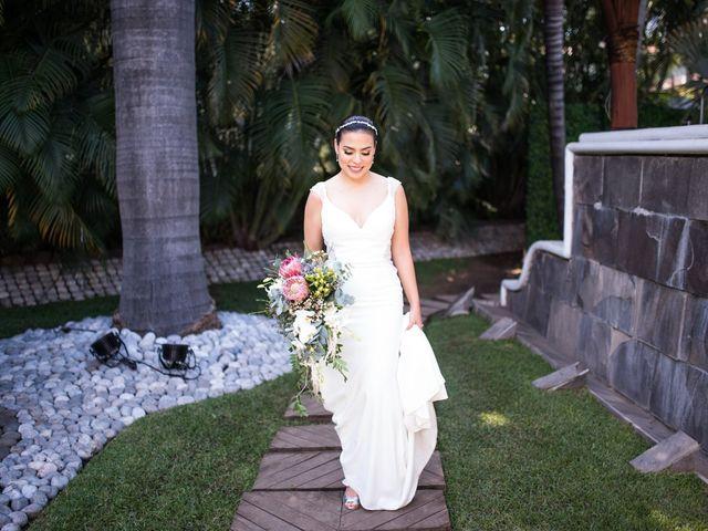 La boda de Eduardo y Karla en Jiutepec, Morelos 21