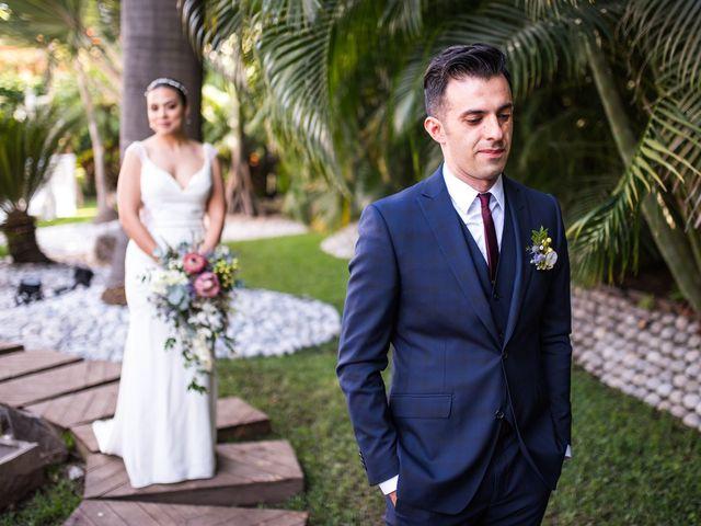 La boda de Eduardo y Karla en Jiutepec, Morelos 23
