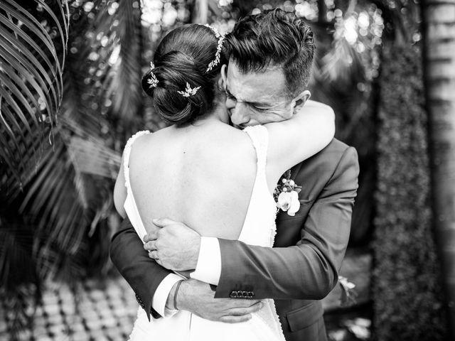 La boda de Eduardo y Karla en Jiutepec, Morelos 24