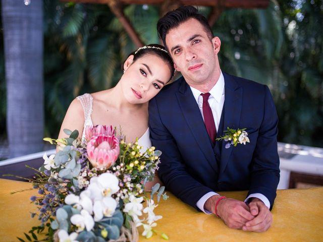 La boda de Eduardo y Karla en Jiutepec, Morelos 26