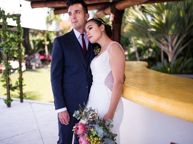 La boda de Eduardo y Karla en Jiutepec, Morelos 27