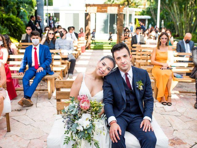 La boda de Eduardo y Karla en Jiutepec, Morelos 34