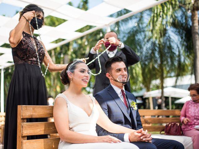 La boda de Eduardo y Karla en Jiutepec, Morelos 36
